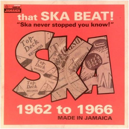 Various - That Ska Beat! 1962 To 1966 (Voice Of Jamaica) LP